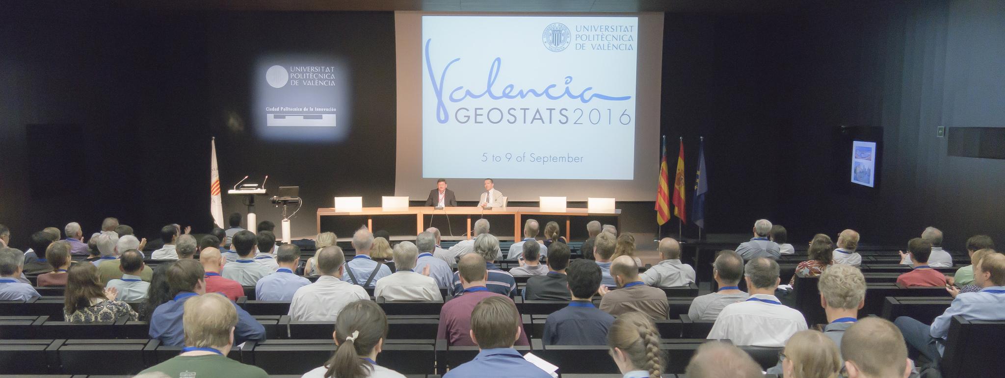 Congreso Valencia Geostats 2016